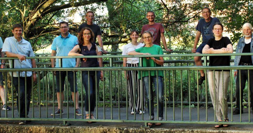 Das Team der Grünen in Wettringen
